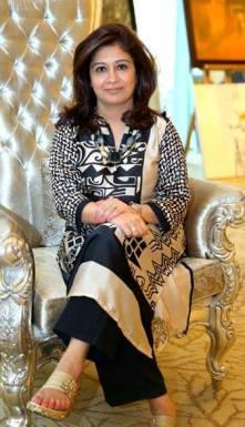 manisha chabra numaish interview winter show indian fashion dubai uae