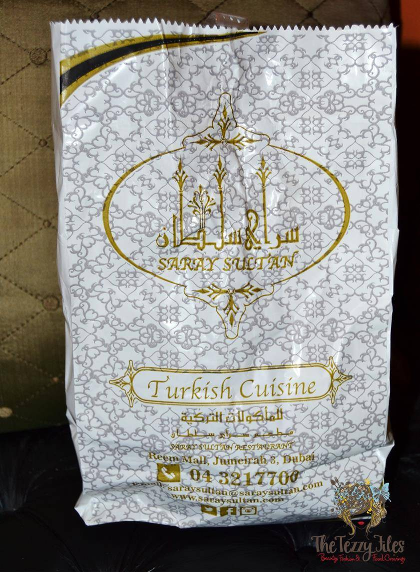 Saray Sultan Turkish Ottomon Cuisine Dubai Jumeirah Food Restaurant Review Blog (1)