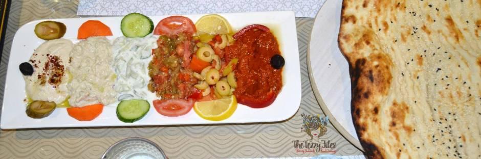 Saray Sultan Turkish Ottomon Cuisine Dubai Jumeirah Food Restaurant Review Blog (10)