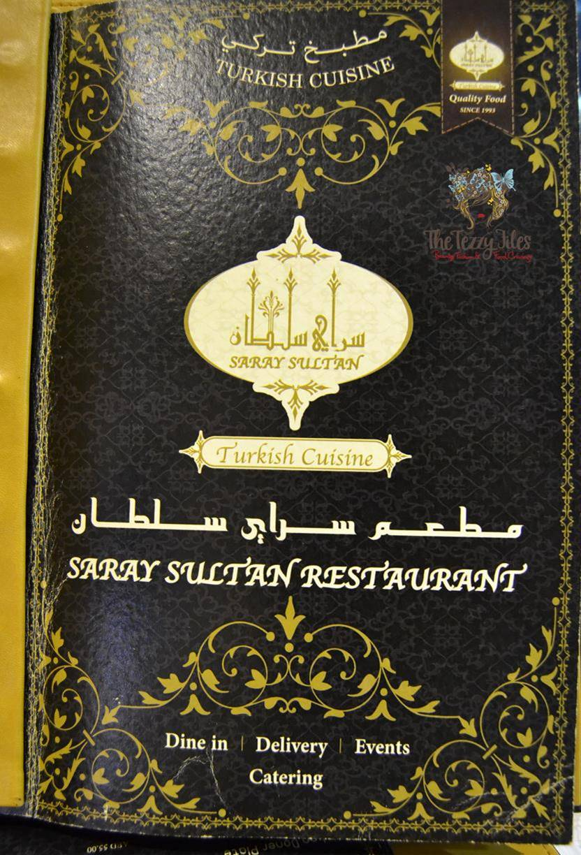 Saray Sultan Turkish Ottomon Cuisine Dubai Jumeirah Food Restaurant Review Blog (13)