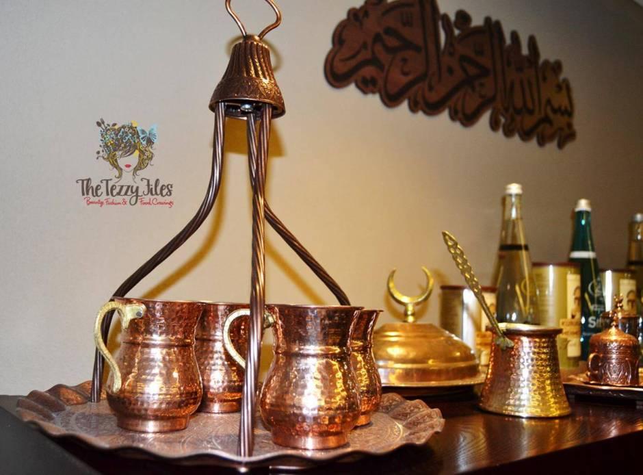 Saray Sultan Turkish Ottomon Cuisine Dubai Jumeirah Food Restaurant Review Blog (14)