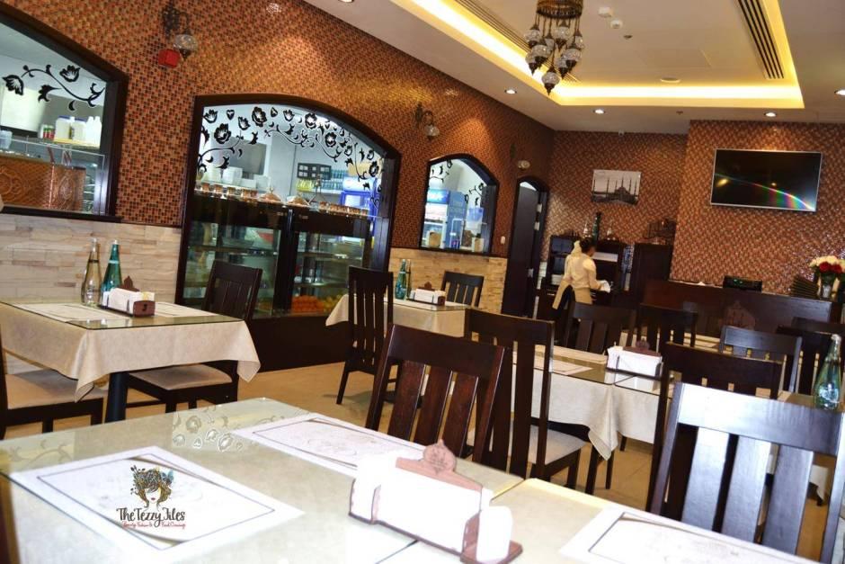 Saray Sultan Turkish Ottomon Cuisine Dubai Jumeirah Food Restaurant Review Blog (15)