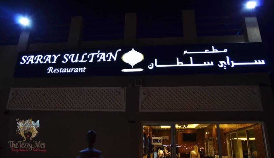 Saray Sultan Turkish Ottomon Cuisine Dubai Jumeirah Food Restaurant Review Blog (16)