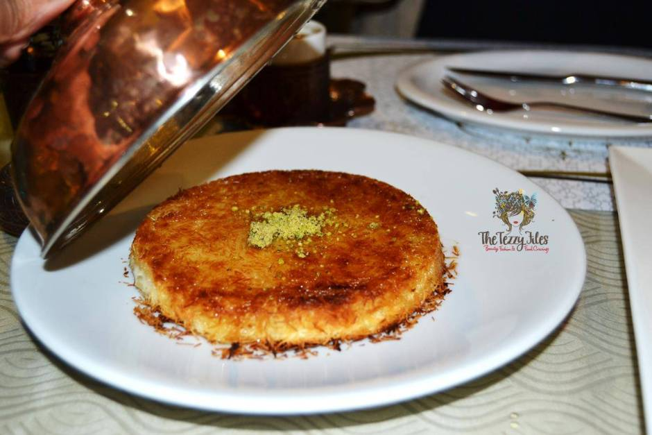 Saray Sultan Turkish Ottomon Cuisine Dubai Jumeirah Food Restaurant Review Blog (4)