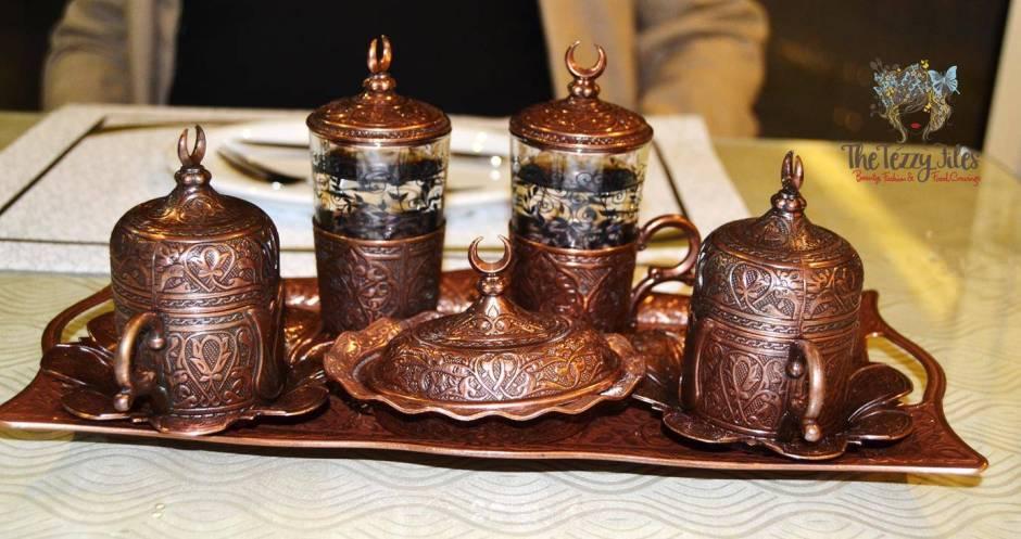 Saray Sultan Turkish Ottomon Cuisine Dubai Jumeirah Food Restaurant Review Blog (6)