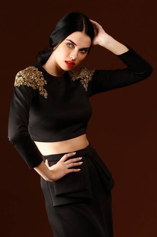 shahin mannan in dubai fashion show numaish