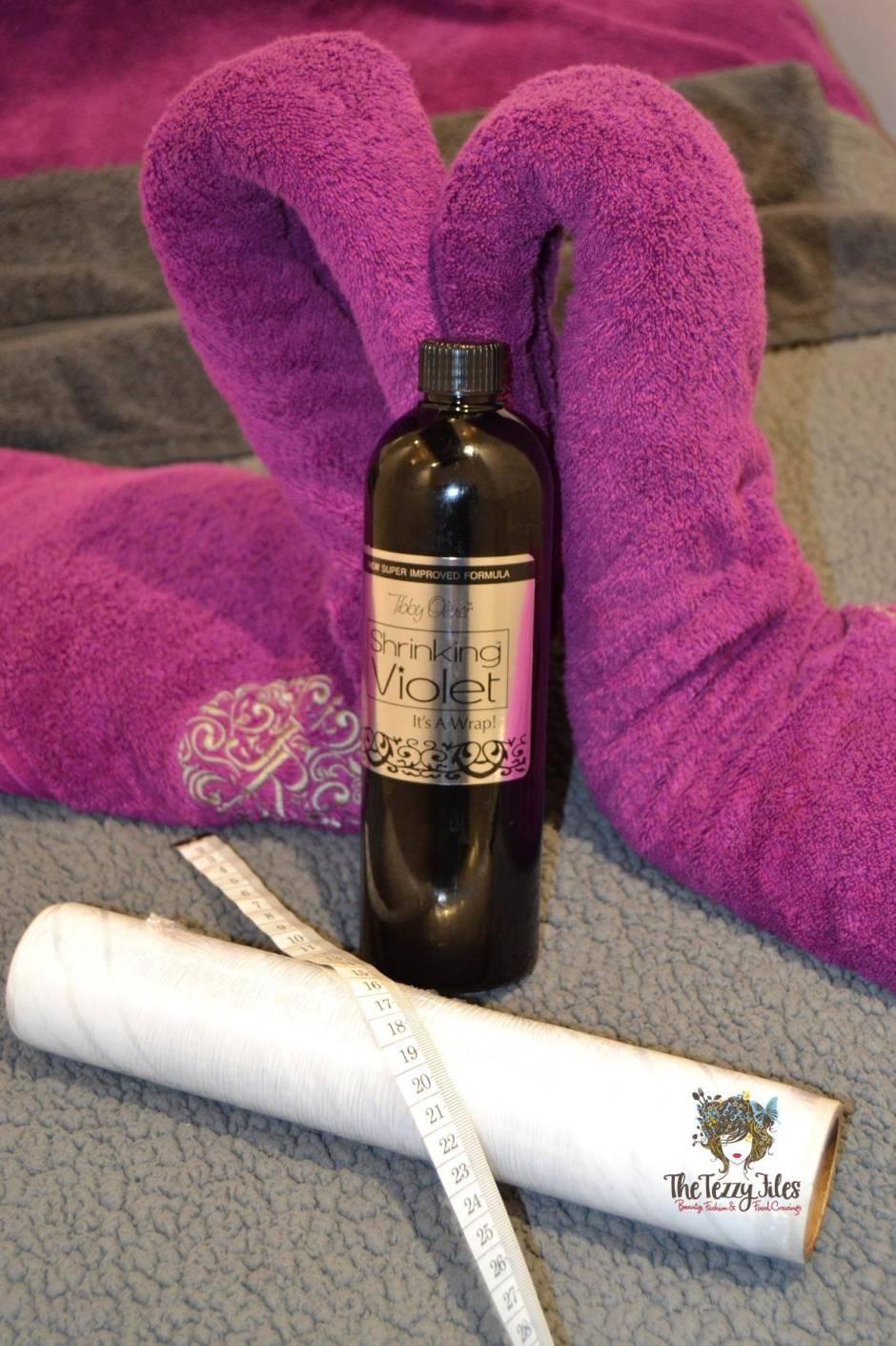 Shrinking Violet review at Jenny Rose beauty salon (5)