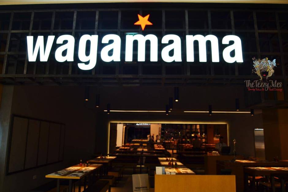 Wagamama The Palm Golden Mile Dubai review food blog contemporary Japanese cuisine (1)