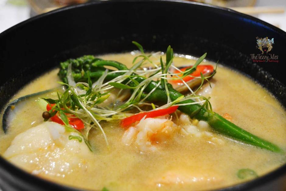 Wagamama The Palm Golden Mile Dubai review food blog contemporary Japanese cuisine (10)