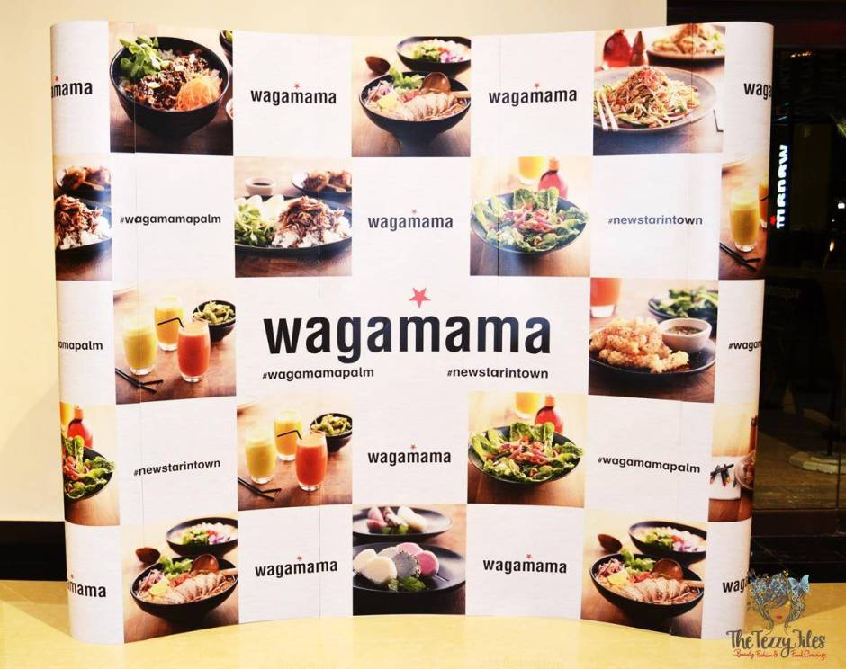 Wagamama The Palm Golden Mile Dubai review food blog contemporary Japanese cuisine (2)