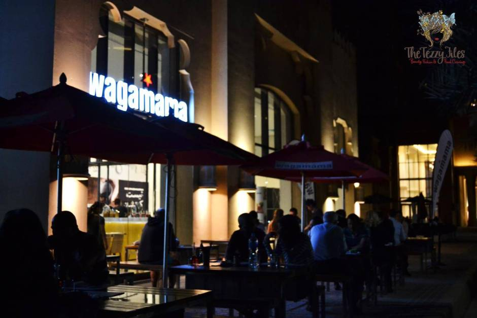 Wagamama The Palm Golden Mile Dubai review food blog contemporary Japanese cuisine (21)