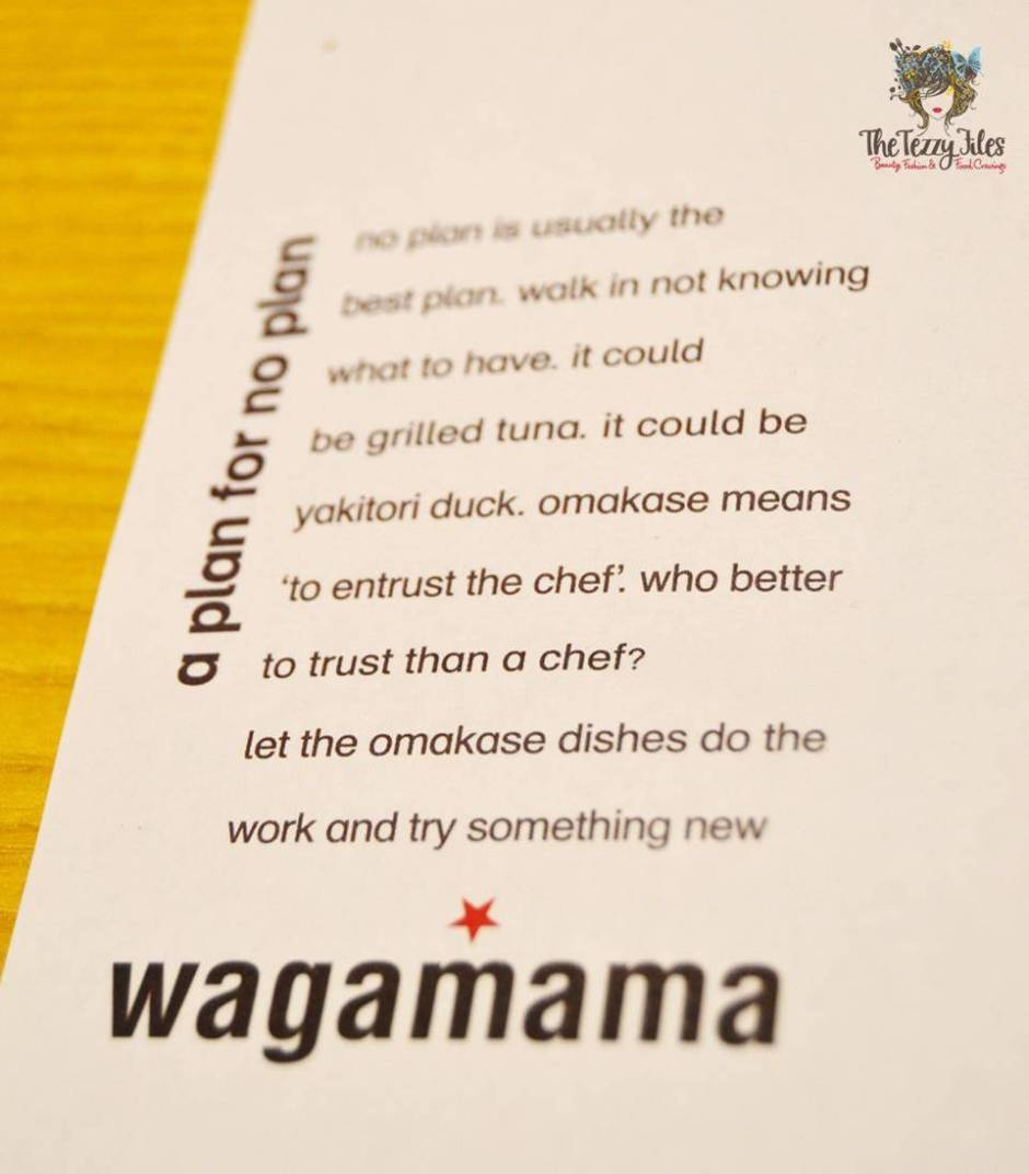 Wagamama The Palm Golden Mile Dubai review food blog contemporary Japanese cuisine (7)