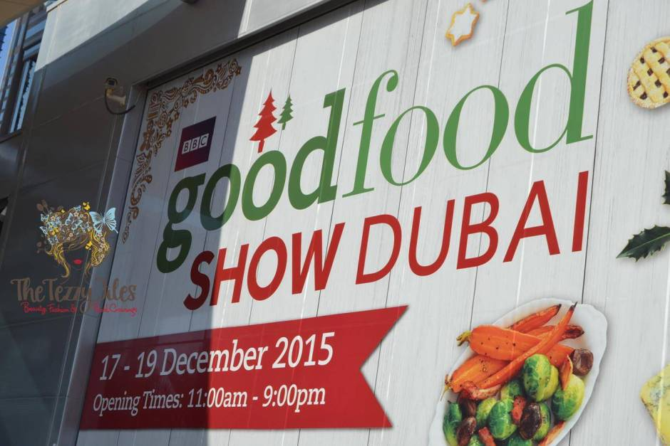 Dubais very first bbc good food show the tezzy files bbc good food show dubai world trade center 2015 paul hollywood lurpak cake decoration christmas forumfinder Gallery
