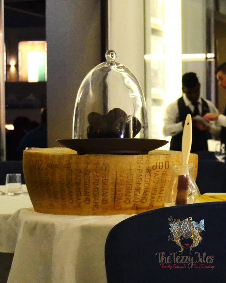BiCE Mare Italian Black Truffle 6 course dinner Souk Al Bahar Dubai (12)