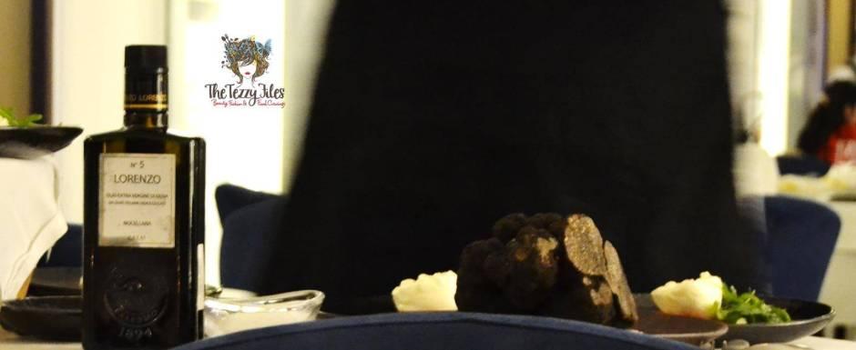 BiCE Mare Italian Black Truffle 6 course dinner Souk Al Bahar Dubai (9)