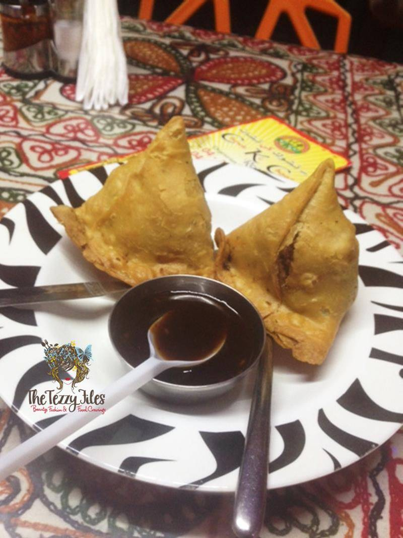 Chowk Ki Chaat Karama review masala tea samosa (3)
