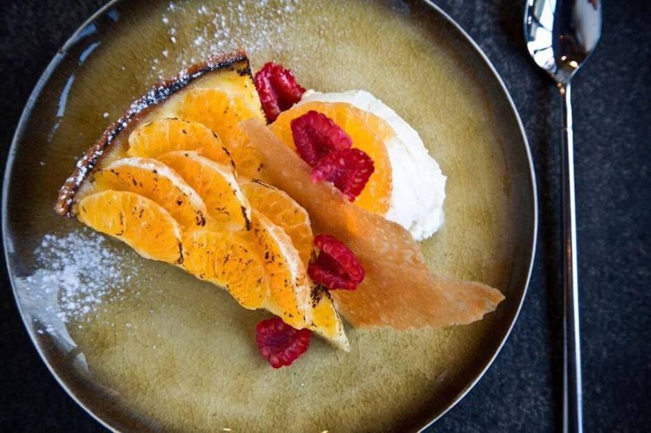Clementine Tart & Eton Mess