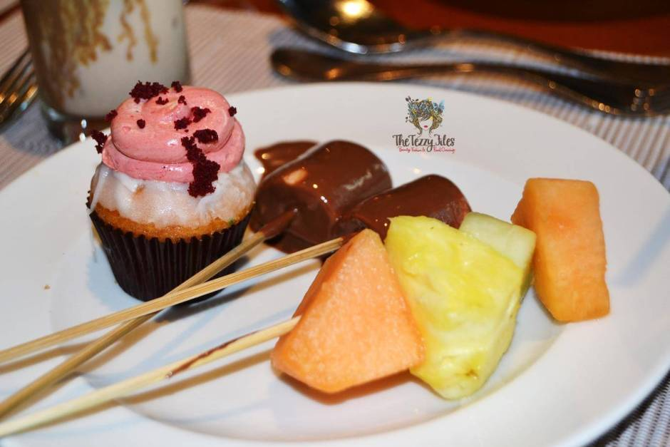 Flavors on Two Friday Brunch Towers Rotana Sheikh Zayed Road Dubai Review International Buffet with drinks (10)