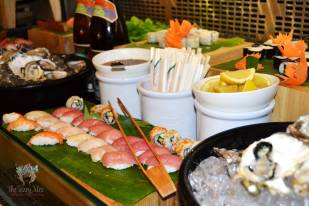 Flavors on Two Friday Brunch Towers Rotana Sheikh Zayed Road Dubai Review International Buffet with drinks (21)