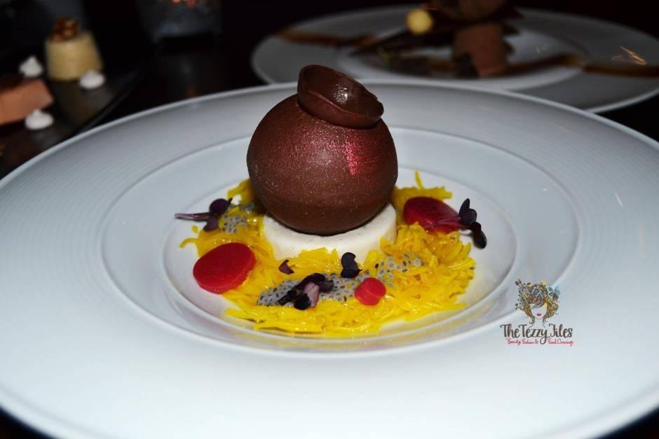 Junoon Shagri La Dubai review Michelin Star restaurant Indian fusion (18)