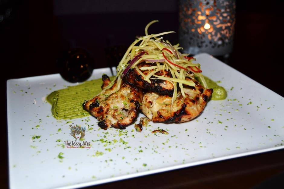Junoon Shagri La Dubai review Michelin Star restaurant Indian fusion (2)