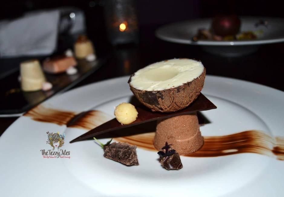 Junoon Shagri La Dubai review Michelin Star restaurant Indian fusion (20)