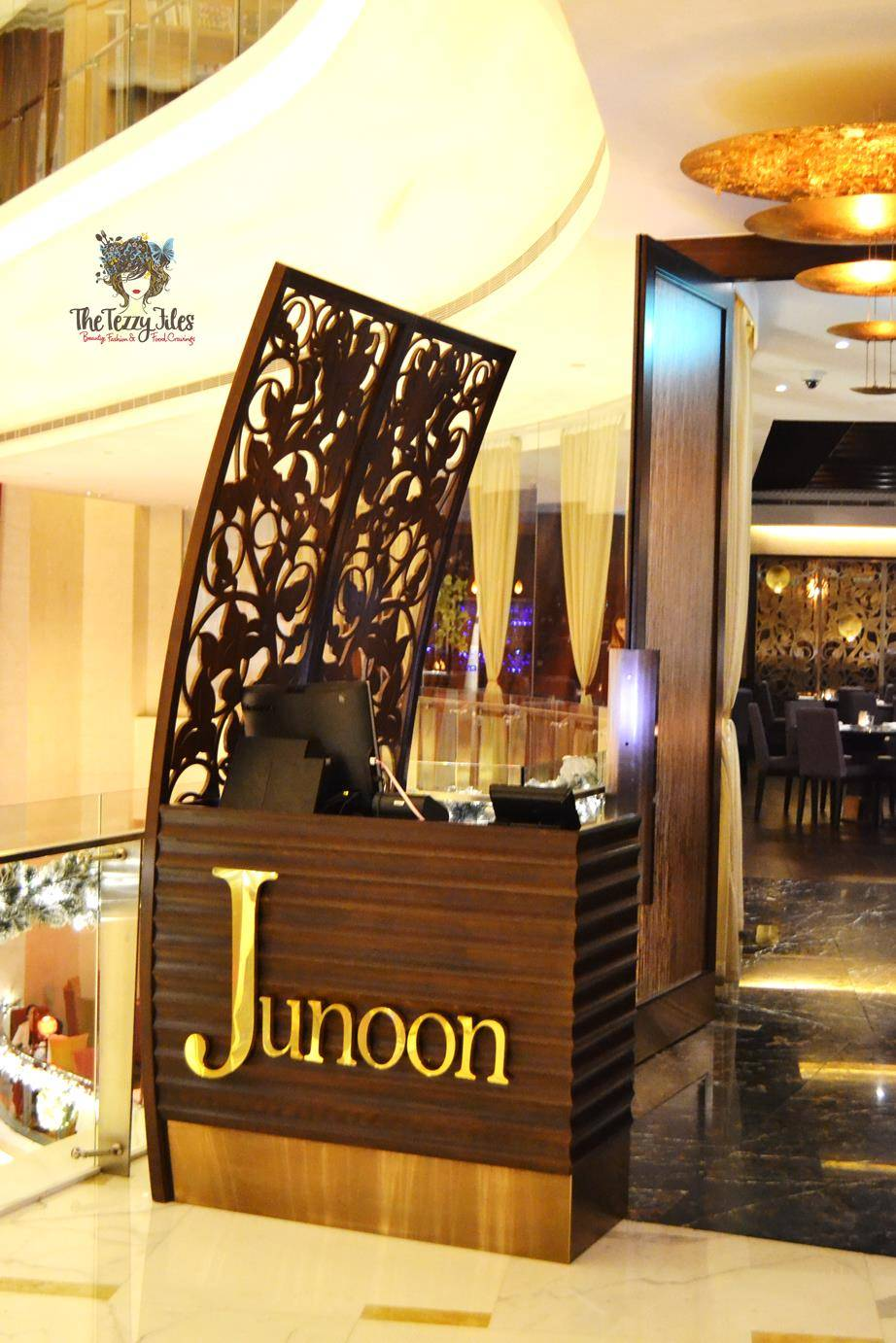 Junoon Shagri La Dubai review Michelin Star restaurant Indian fusion (23)