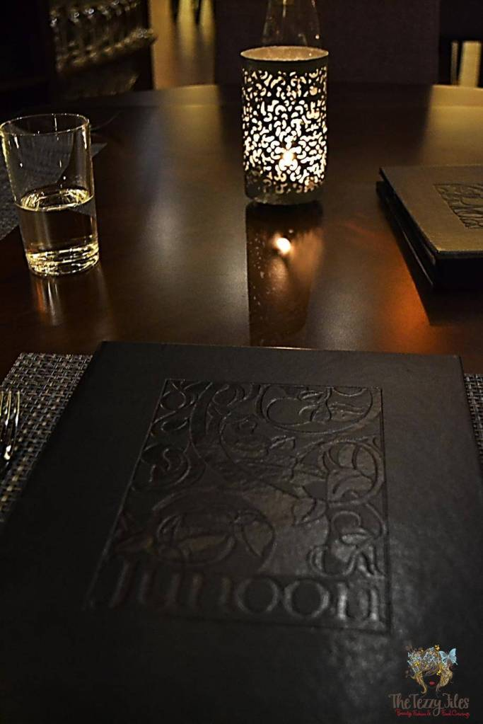 Junoon Shagri La Dubai review Michelin Star restaurant Indian fusion (24)