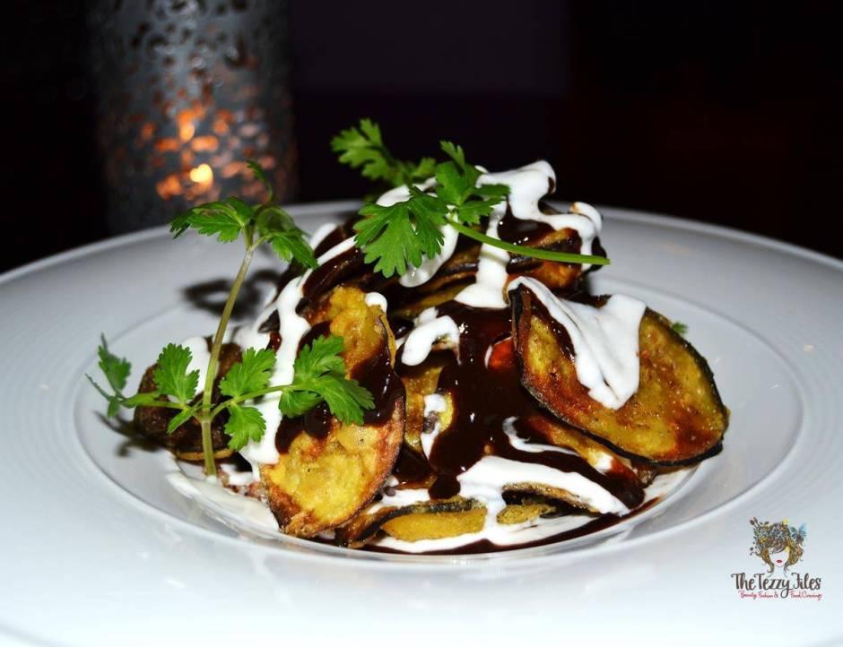 Junoon Shagri La Dubai review Michelin Star restaurant Indian fusion (26)