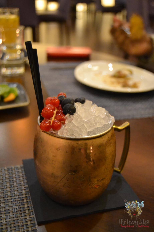 Junoon Shagri La Dubai review Michelin Star restaurant Indian fusion (27)