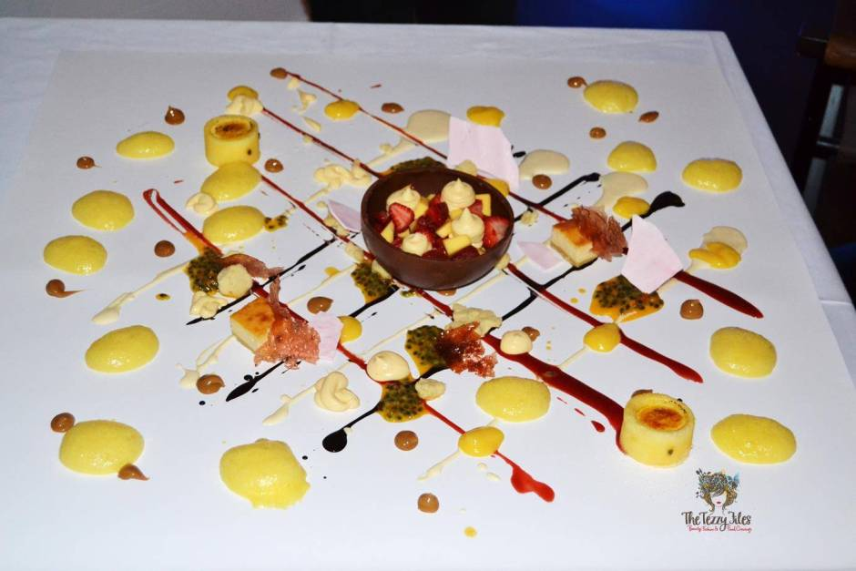 pure sky lounge hilton the walk jbr review sharing dessert 9 course menu tasting blog review food dubai uae fine dining chef sven schmidt (3)