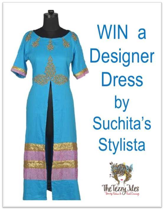 win a designer dress by suchita's stylista UAE competition Dubai blogger Numaish
