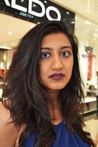 dressing up darshana makeover marka gulf dress makeup forever lime crime dubai uae deira city centre (6)