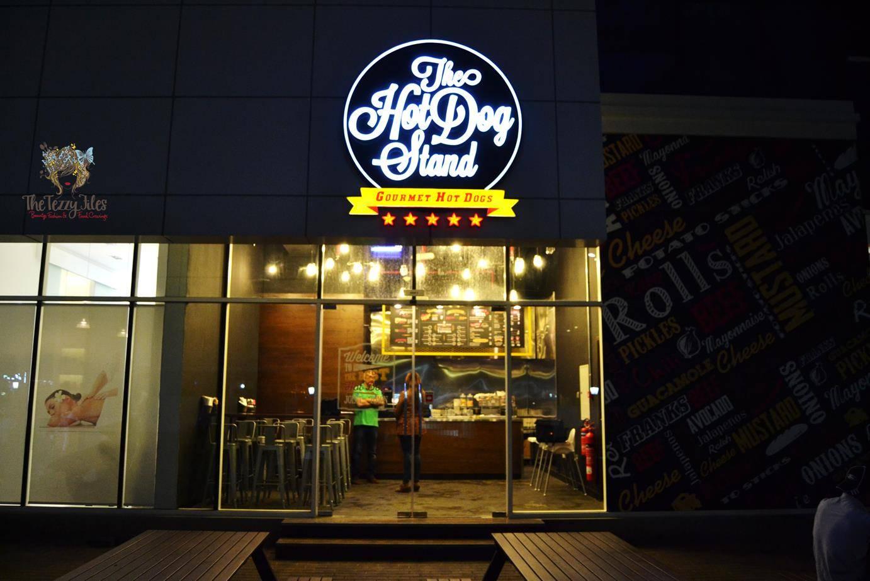 The Hot Dog Stand Dubai Menu