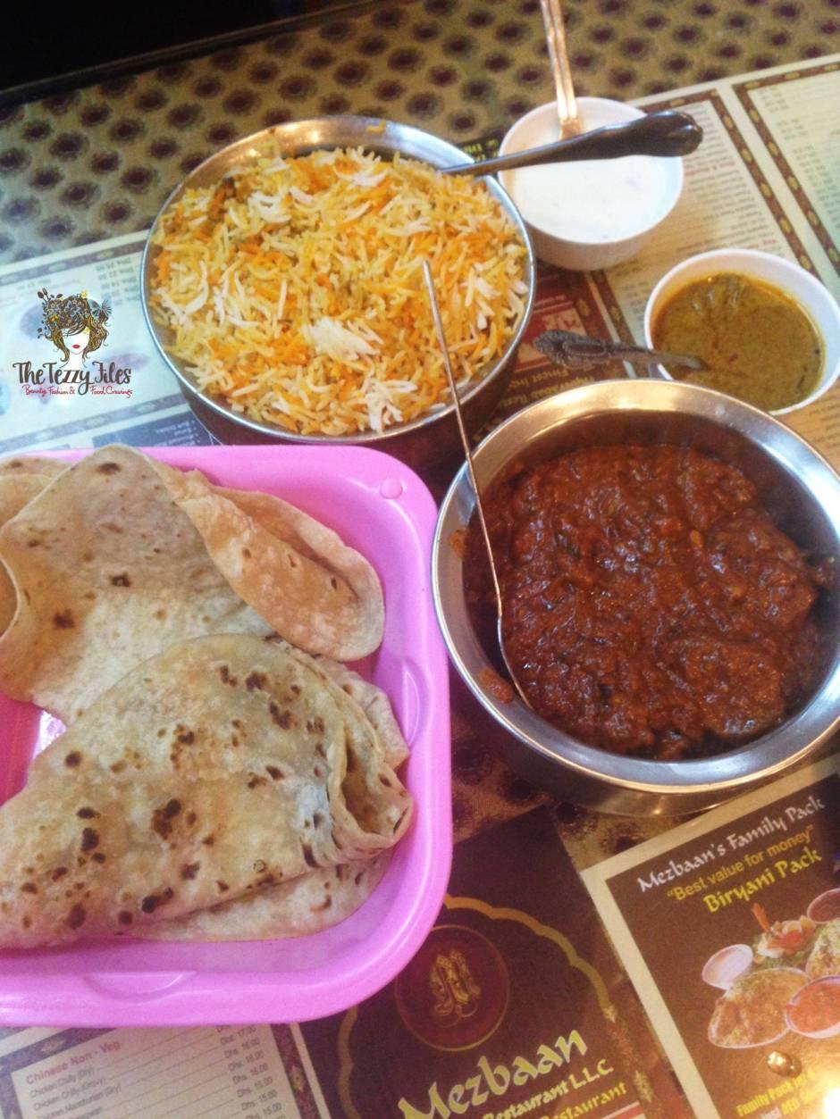 Mezbaan Hyderabad Bur Dubai Meena Bazar review (5)