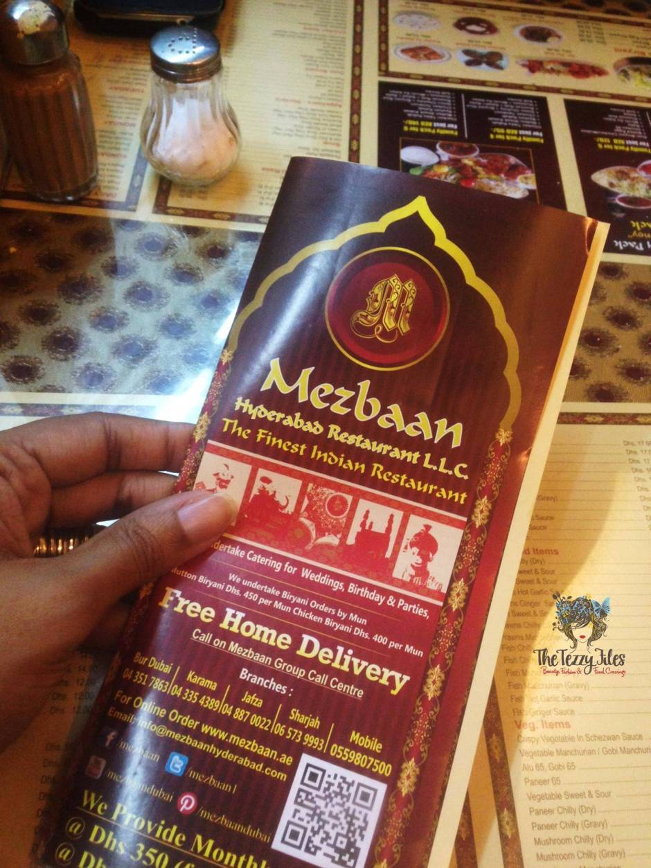 Mezbaan Hyderabad Bur Dubai Meena Bazar review (6)