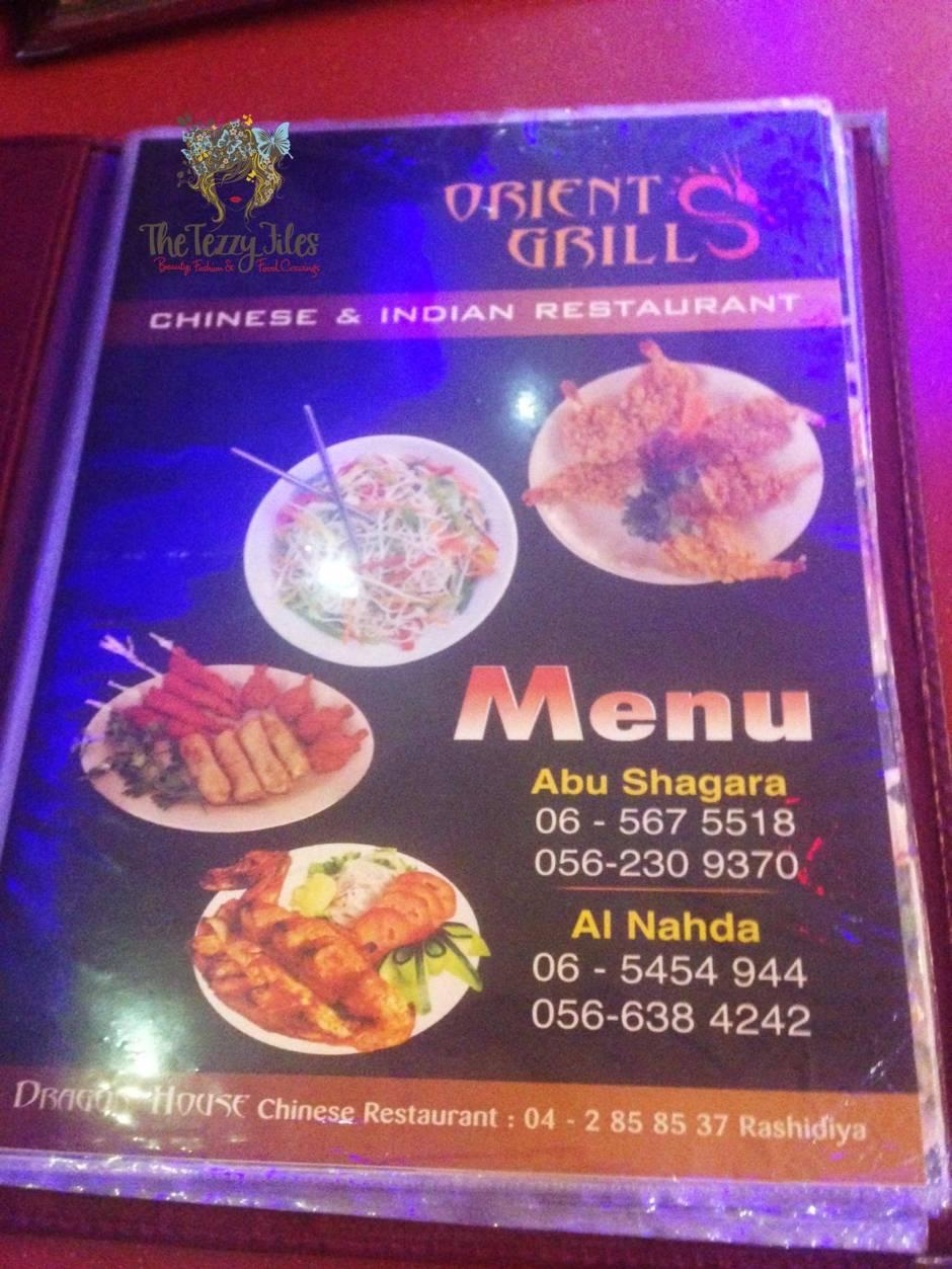 oriental grill abu shagara review (10)