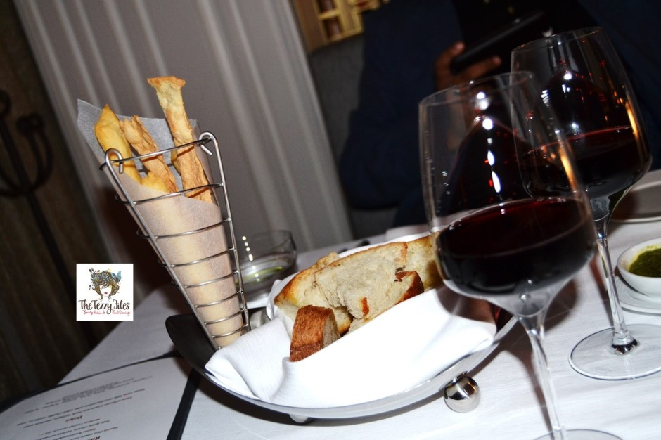TRE Italian fine dining Dubai Nassima Hotel review (15)