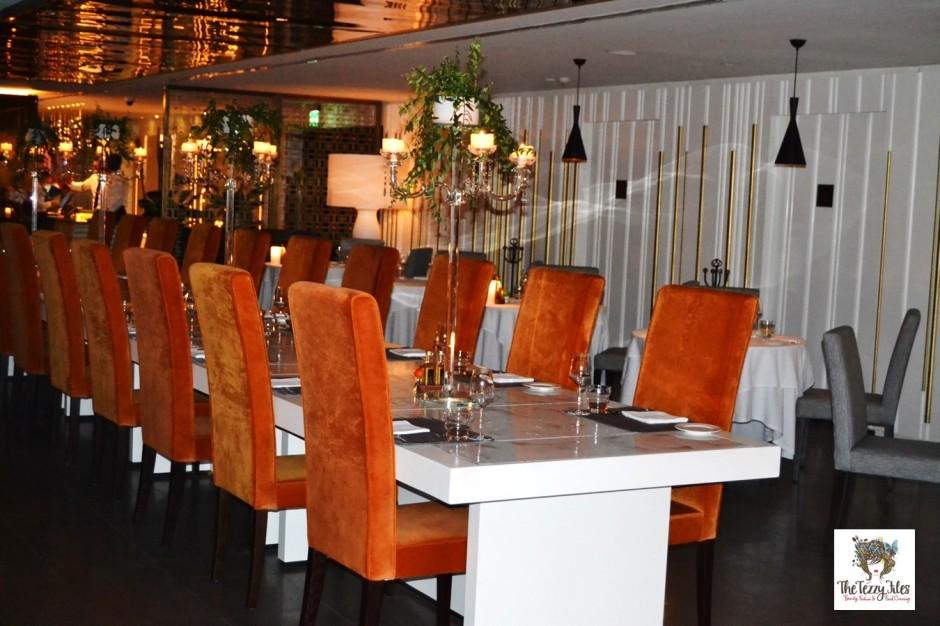 TRE Italian fine dining Dubai Nassima Hotel review (2)