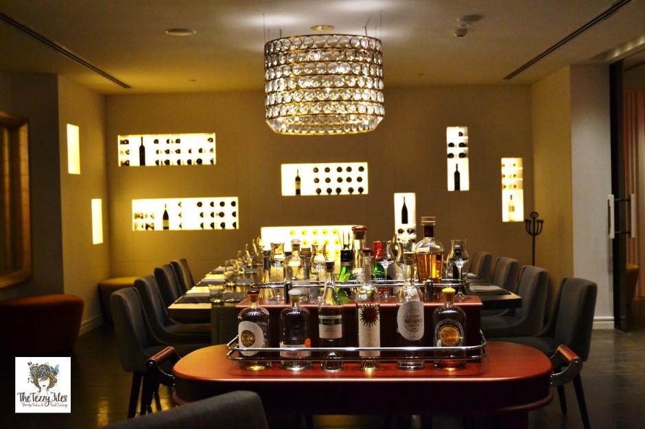 TRE Italian fine dining Dubai Nassima Hotel review (3)