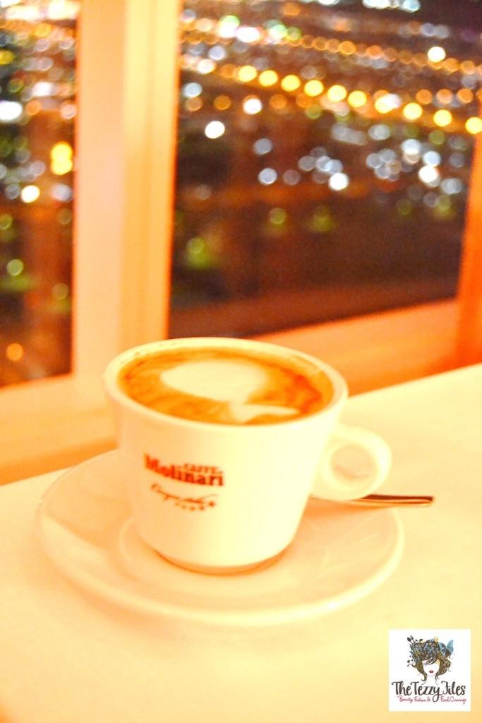 TRE Italian fine dining Dubai Nassima Hotel review (6)