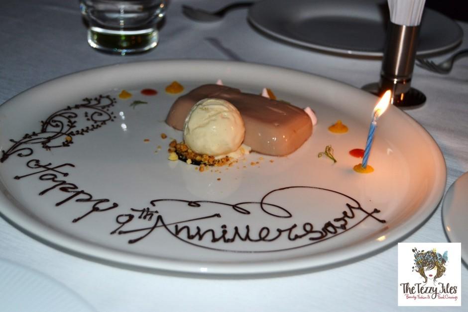 TRE Italian fine dining Dubai Nassima Hotel review (8)