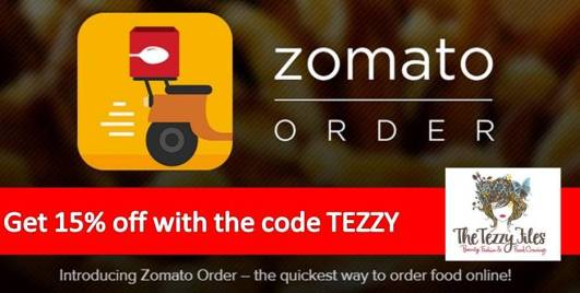 zomato order online discount code