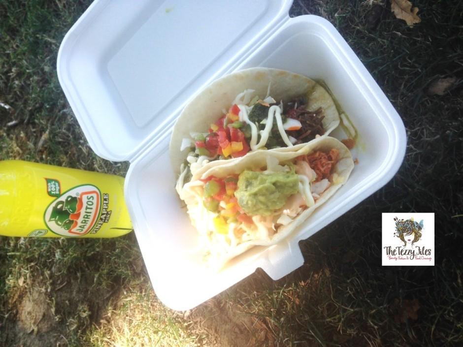 dos locos tacos chicken beef tacos mexican food palmerston north new zealand food truck