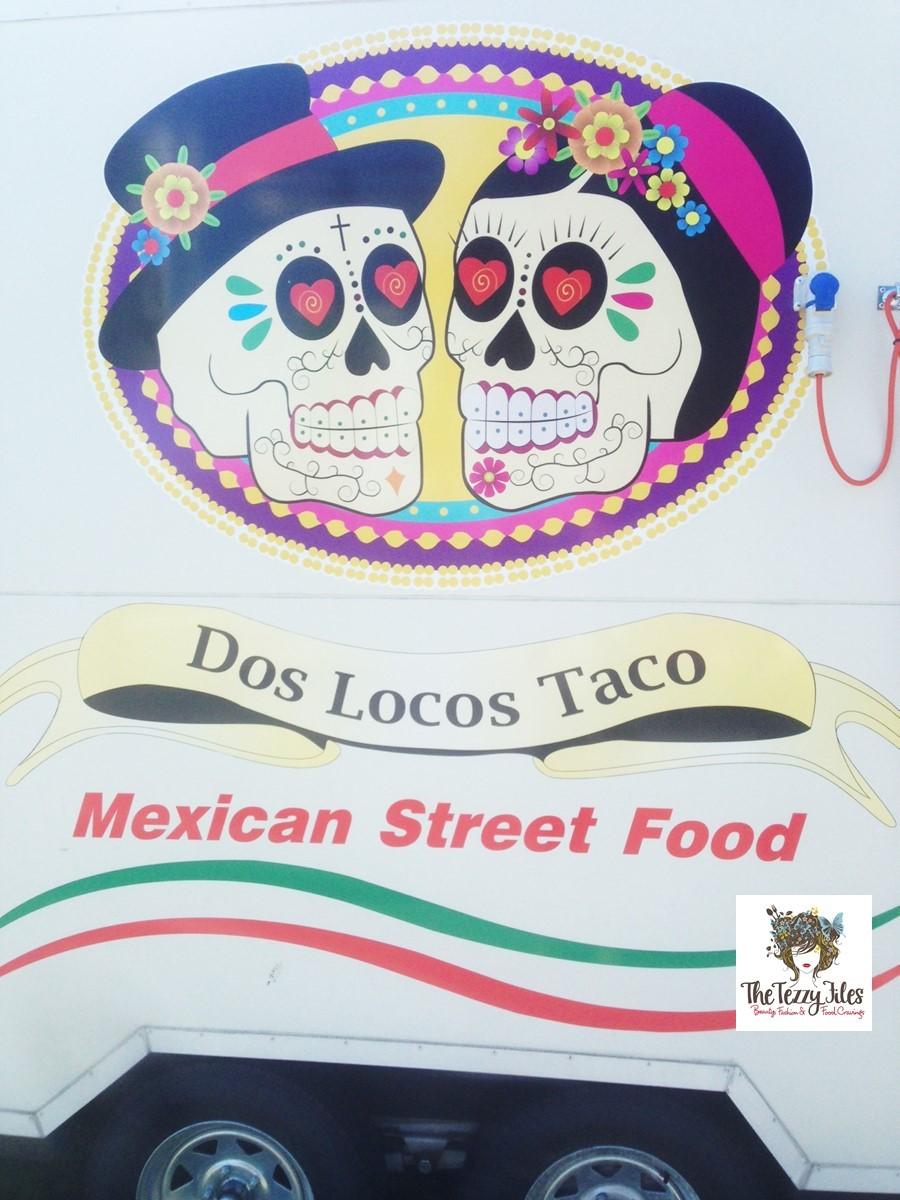 dos locos tacos mexican logo