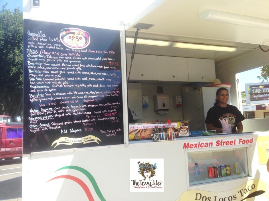 dos locos tacos new zealand food truck mexican