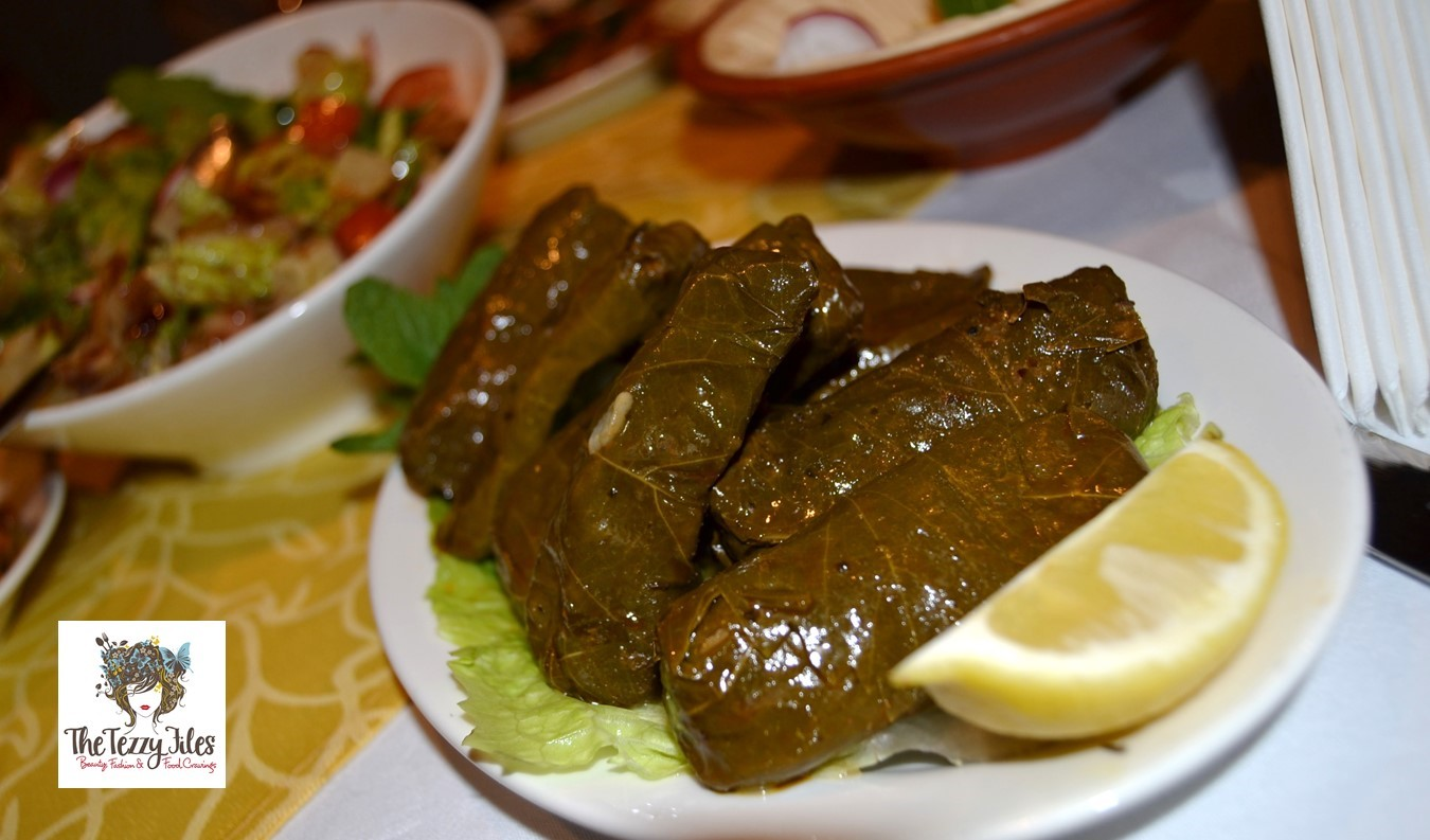 Image gallery lebanese traditions for Al amar lebanese cuisine