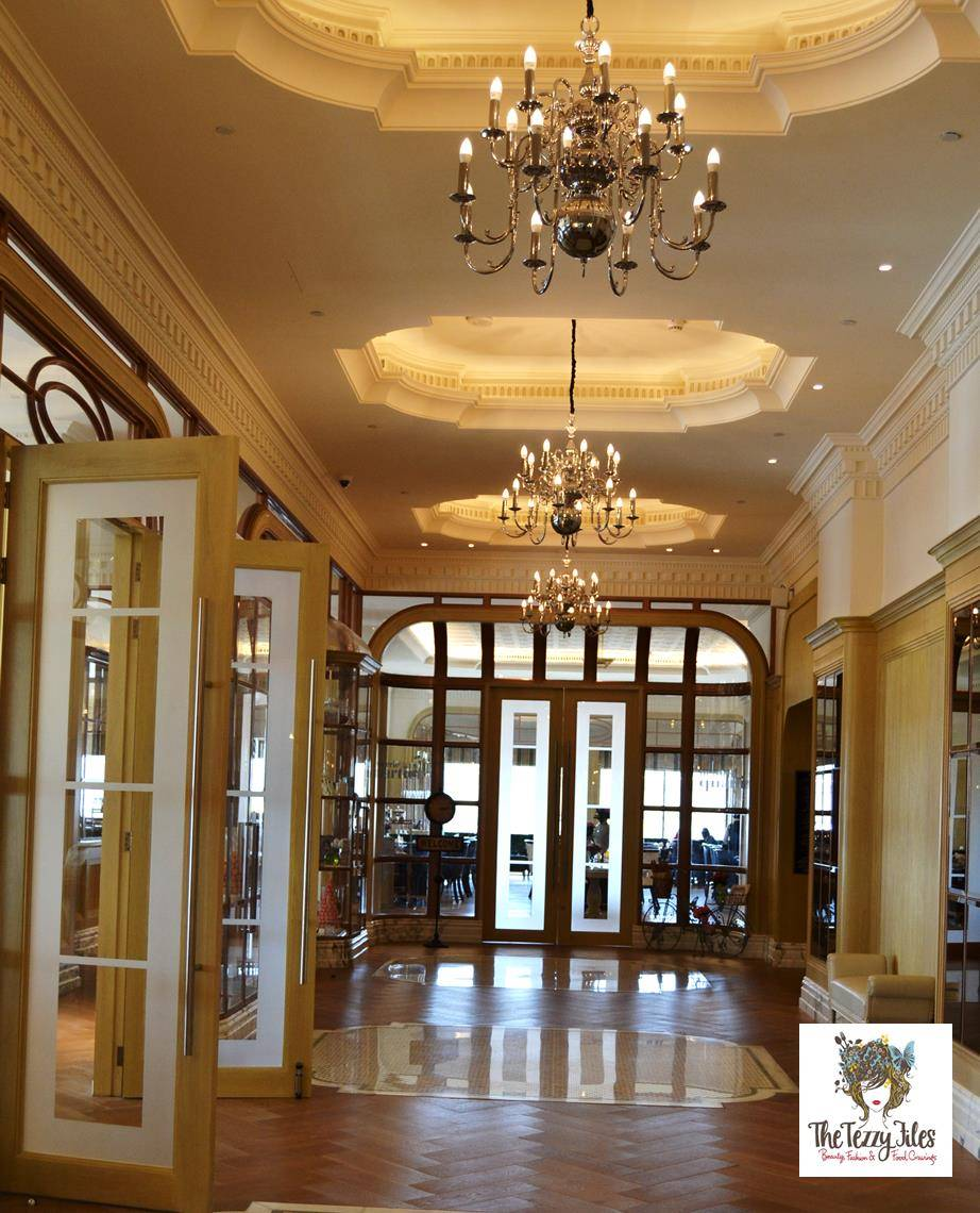 Brasserie Quartier St Regis Dubai business lunch review French fine dining (1)