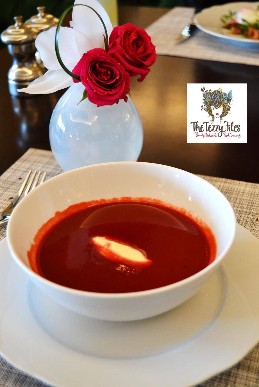 Brasserie Quartier St Regis Dubai business lunch review French fine dining (15)