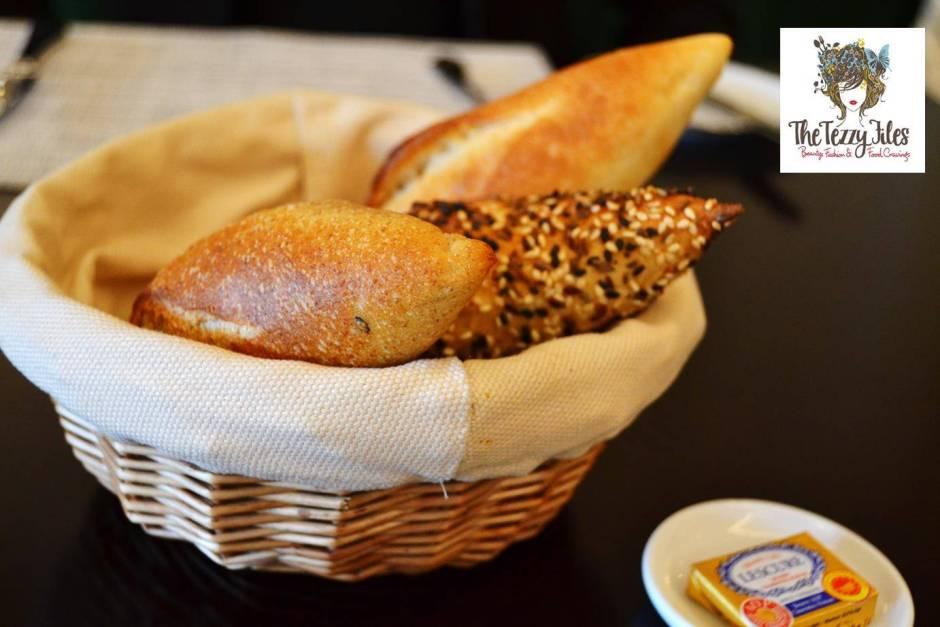 Brasserie Quartier St Regis Dubai business lunch review French fine dining (17)